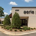 Aerie expanding RTP space as it looks to commercialization