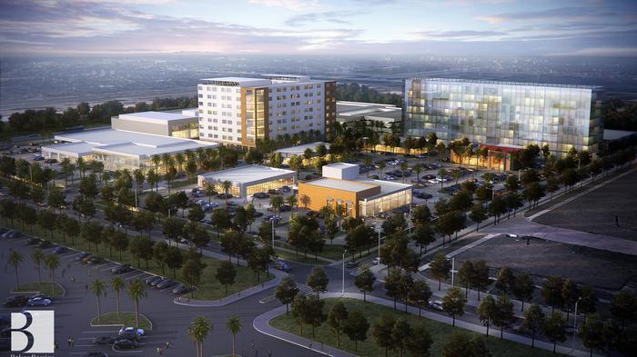 $100M Grand National shopping center to be 'welcome addition' to Universal area