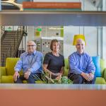 At One Workplace, a third-generation family business started with delivering packages