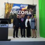 Breaking: <strong>Bob</strong> <strong>Parsons</strong> announces funding to continue the state's film office, matched by Arizona Commerce Authority