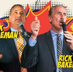 Post-Irma, Kriseman and <strong>Baker</strong> may need to rethink campaign strategies