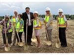 Briefcase: New Aurora-based recreation center breaks ground