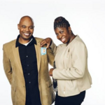 This local couple invented a public restroom kit. They took their idea on <strong>Steve</strong> <strong>Harvey</strong>'s new show and won $10,000.