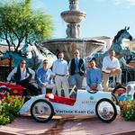 EXCLUSIVE: Third annual Grand Prix of Scottsdale will feature 40 vintage racers with tech safety advances