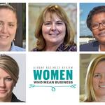 Women Who Mean Business winners share stories about taking risks, finding mentors and success