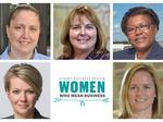Women Who Mean Business winners share stories about risks and success