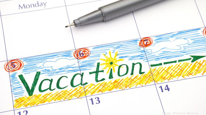Encourage employees to use their time off or you may lose them
