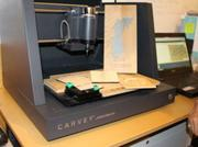 The Carvey in the Harold Washington Library in the South Loop.