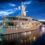 Take a sneak peek aboard broadcast mogul Jim Gabbert's $12.5M super yacht 'Invader' (Photos)