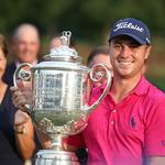 PGA Championship wraps in Charlotte with Justin Thomas clinching first major win (PHOTOS)