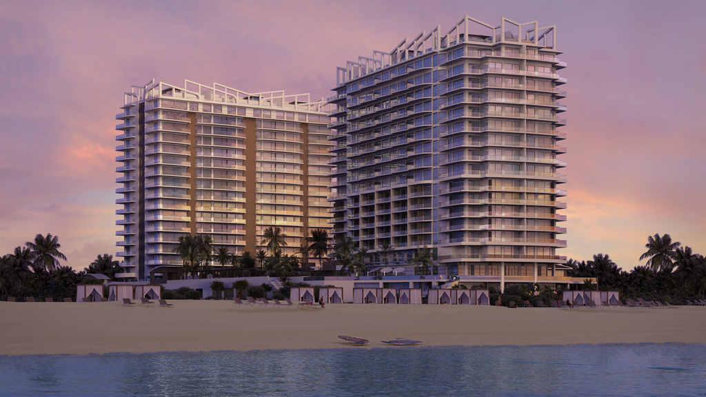 Creative Choice Group to build Amrit Ocean Resort & Residences in ...