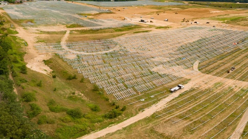 Duke Energy To Purchase Its First Solar Project In New
