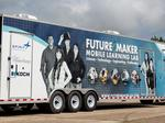 Businesses partner to create mobile STEM lab