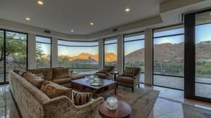 Privately Gated with One of a Kind Mountain Views