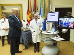 GlobalMed's telemedicine technology featured in White House press conference