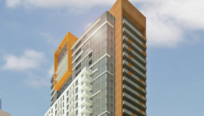 Goll House apartment tower gains Milwaukee approval
