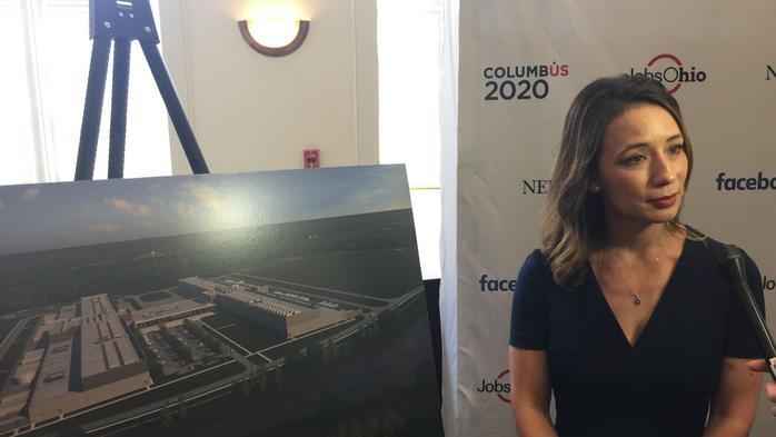 Facebook to build $750M Ohio data center