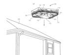Amazon's latest drone idea features a chute to deliver packages