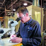 Custom tooling rules booming business