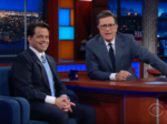 What we learned from Scaramucci on The Late Show with Stephen Colbert