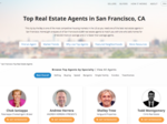 S.F. startup raises $40 million to rank residential real estate brokers