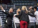 A different kind of draft day for Cristo Rey students: Slideshow