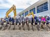 Delta CEO Ed Bastian digs Sea-Tac Airport's $766M International Arrivals Facility project