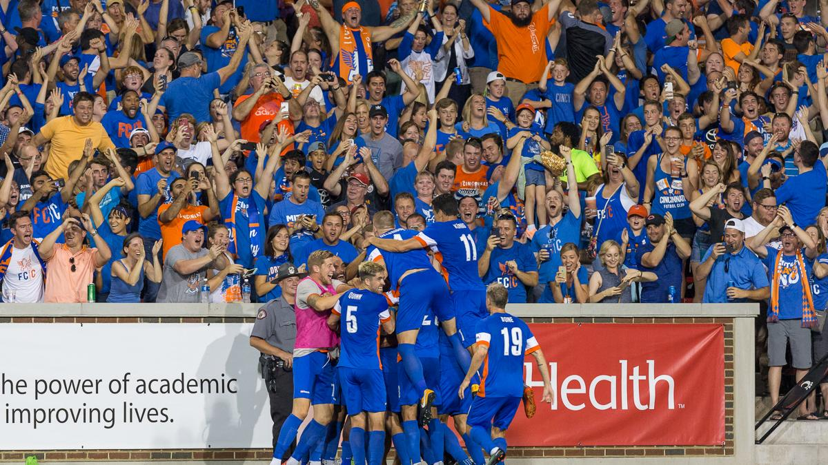 MLS commissioner: Expansion teams' timetable could move up - Cincinnati  Business Courier