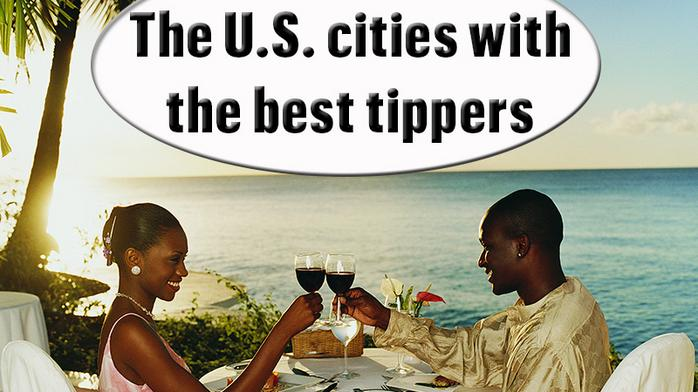 Diners in Maryland are among the nation's biggest cheapskates