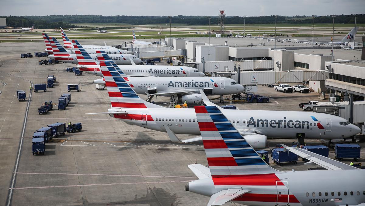 Resultado de imagen para American Airlines Charlotte Airport