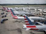 Nearly half of American Airlines' CLT flights scrapped due to Irma
