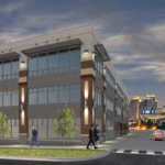 Stiles begins construction on boutique office building in South End