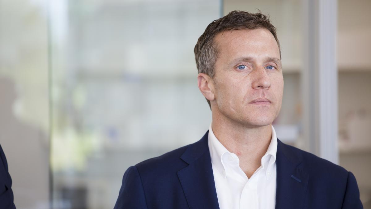 Eric Greitens On Invasion Of Privacy Charge St Louis Business Journal