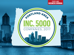 Here are the Portland-area companies in 2017's Inc. 5000