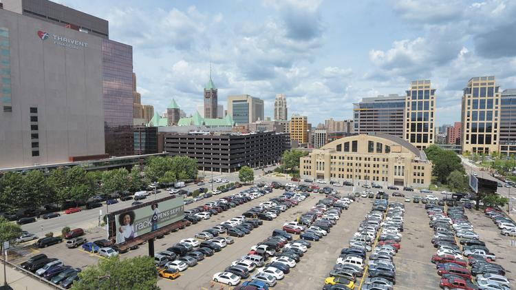 Minneapolis parking will get worse after Thrivent Financial