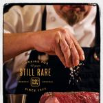 Steakhouse marks 40th year with 'branded' campaign