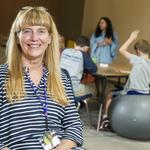 <strong>Robin</strong> Sweet found her calling in education for students with Asperger's Syndrome (Video)