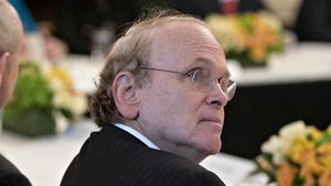 Daniel Yergin, vice chairman of IHS Markit Ltd., at a meeting of President Donlad Trump's Strategic and Policy Forum at the White House on Feb. 3.