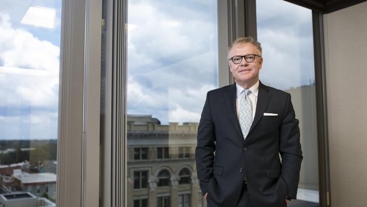 Meet Mike Golden, Well's Fargo's new Raleigh region