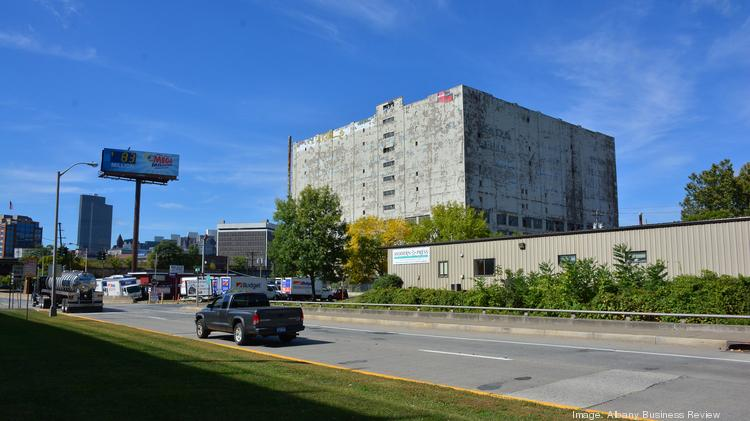 Downtown Albany, NY,'s Central Warehouse cold storage