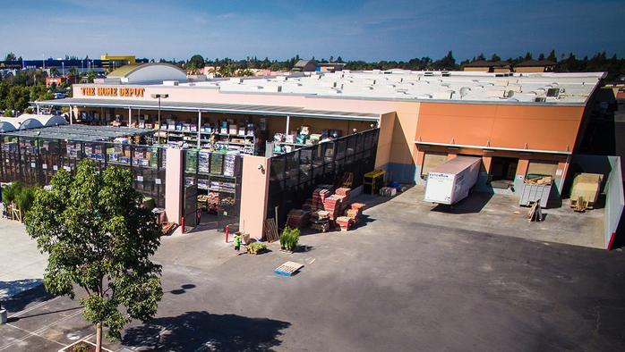 Home Depot transforming store rooftops into 'mini solar farms' (Video)