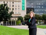 UNT names NASA veteran — and first woman — as new chancellor