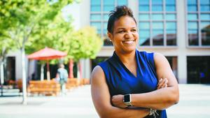 LinkedIn's new diversity chief is a mentor, a mother and an LGBT advocate