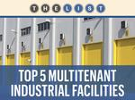Top of the List: Largest multitenant industrial facilities
