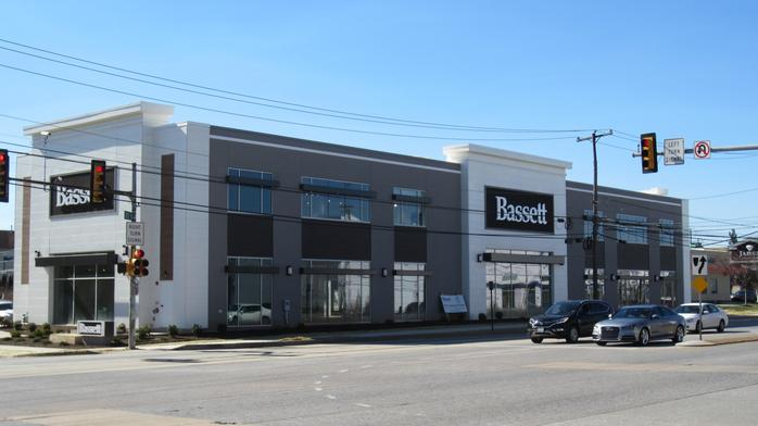 Fine Print: Bassett Furniture building sells for almost $12M & other transactions