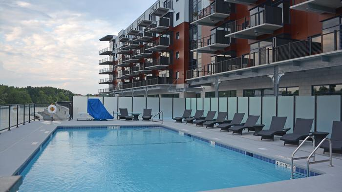 First look at Mohawk Harbor apartments in Schenectady