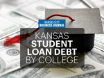 These Kansas universities leave graduates with the most debt