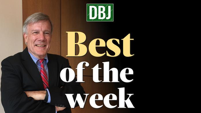 DBJ's best of the week for Aug. 12-18: Chase exec on NAFTA, BP's Denver plans and more