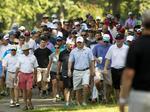 Wyndham tourney director talks 'best weekend ever,' downplays 'PGA hangover' effect