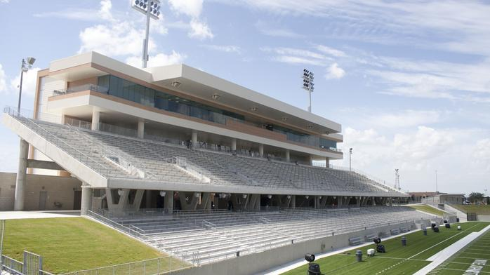 Bigger in Texas: Houston-area school district's $70M football stadium ready for prime time